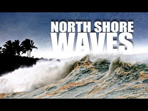 Hawaii | Massive 50-foot Waves Rock Oahu
