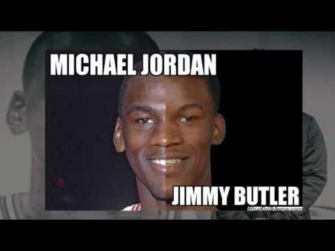 Jimmy Butler is Michael Jordan