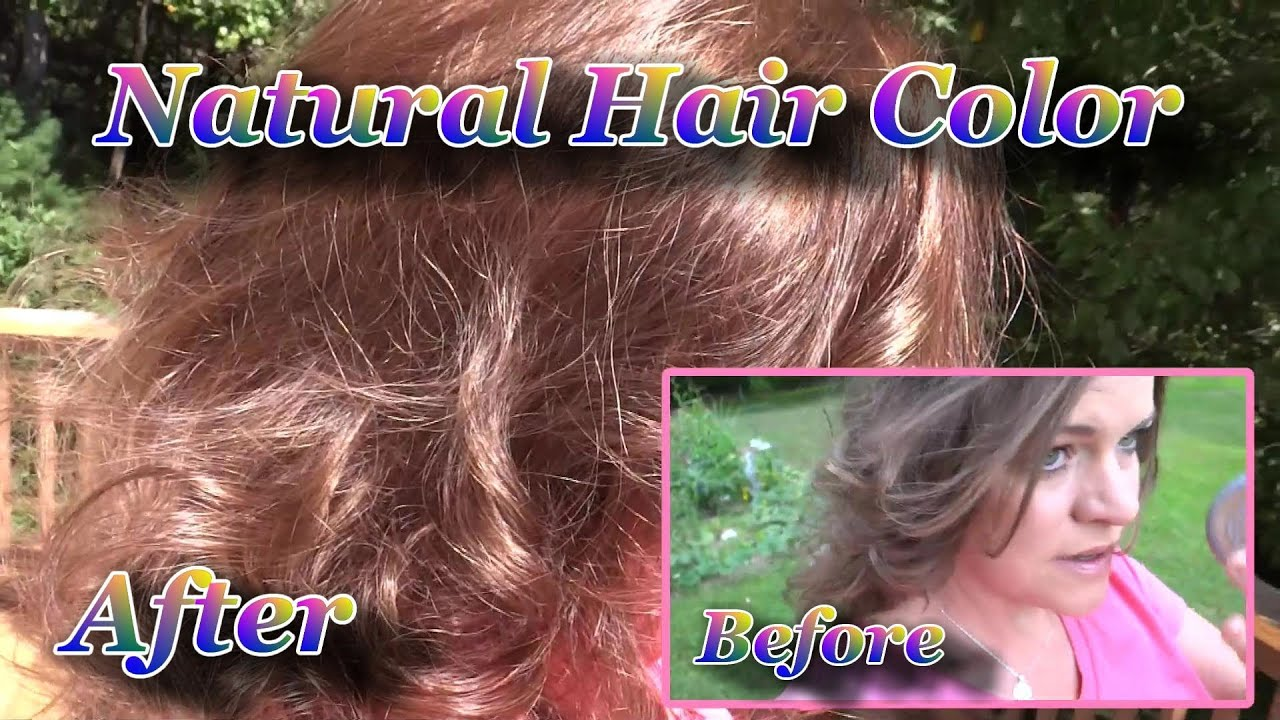 Henna - Healthy Hair Color! :) How to Color / Highlight ...