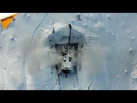 Russia: Test Firing Of Advanced Russian Krasnopol Projectiles