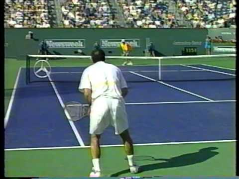 Rafter vs Sampras Indian Wells 2001