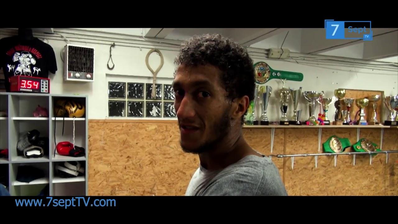 Mathieu Tavares Combattant K1