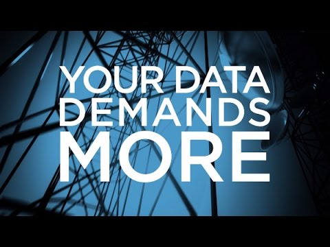 Your Data Demands More
