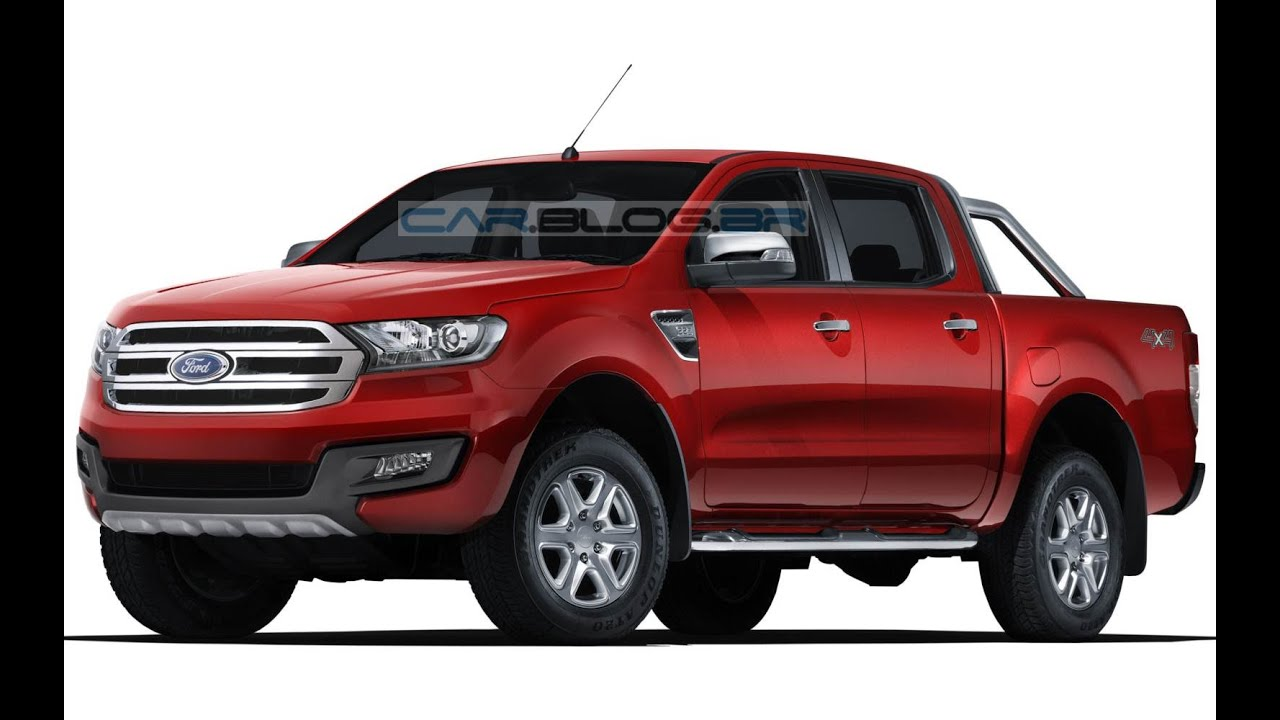 Ford Ranger 2016 2016 Ford Ranger Review Ford Everest