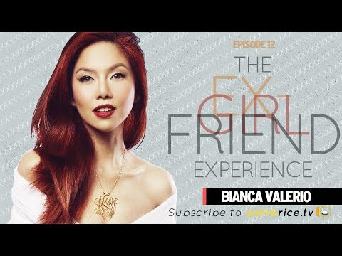 Bianca Valerio on The Cave Ep 12 - ( The Ex-Girlfriend Experience)
