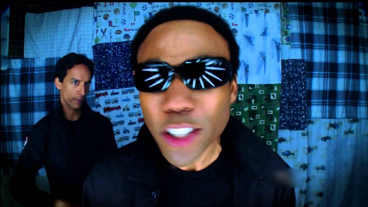Community - Troy & Abed's Christmas Rap - YouTube