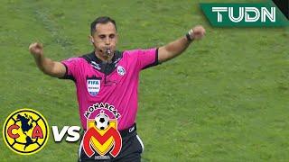 ¡El VAR anula golazo de Roger! | América 2 - 0 Morelia | Liga Mx - AP 19 - Semifinal | TUDN