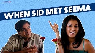 Chashme Baddoor | When Sid met Seema | Viacom18 Motion Pictures