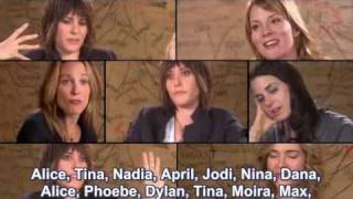 Repeat youtube video The L word especial, parte 1/5