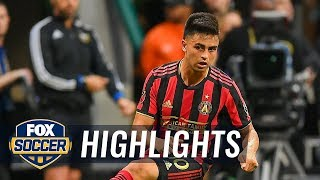 Pity Martinez scores his first MLS goal | 2019 MLS Highlights
