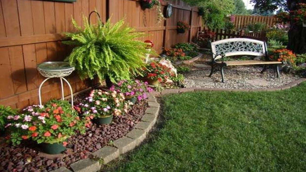 Small Backyard Landscaping Ideas - Beautiful Landscaping ... on Beautiful Backyard Landscaping  id=66610