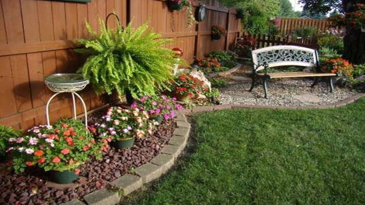 Small Backyard Landscaping Ideas  Beautiful Landscaping
