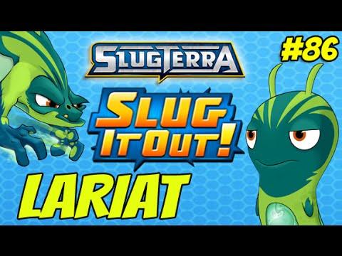 Slugterra Slug it Out !   LARIAT - Ep #86