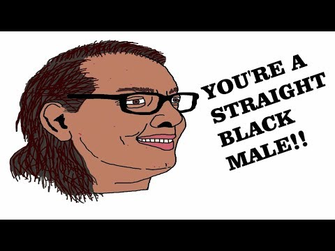 """Straight Black Men at The New White People"" The Oppression Witch-hunt Continues"