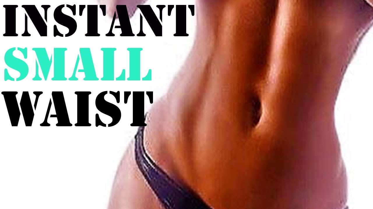 How To Get A Smaller Waist