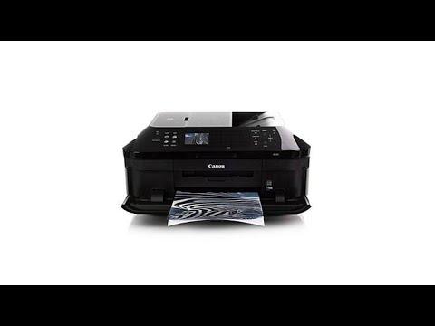 Canon MX922 Wireless AllinOne Printer w/Photo Paper