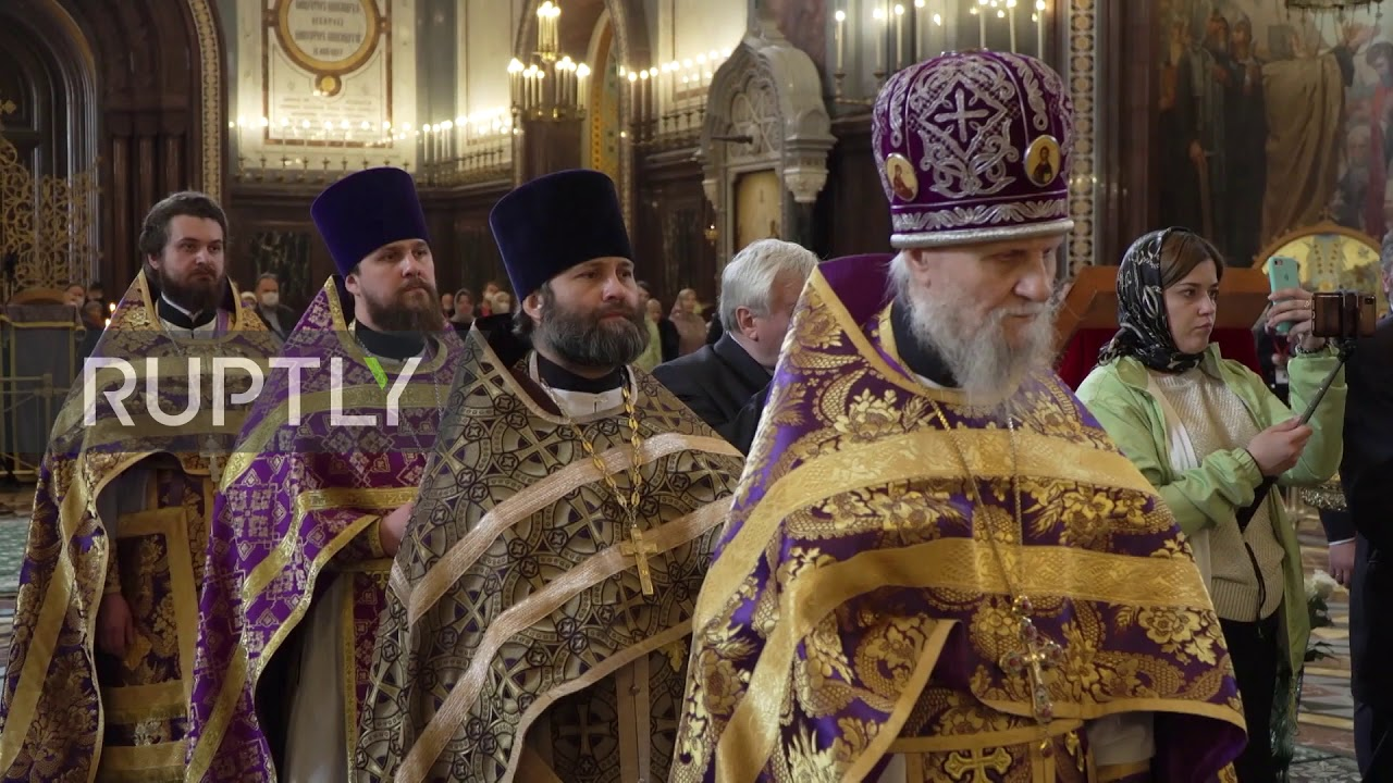 Patriarch Kirill urges worshippers to refrain from visiting cathedrals amid coronavirus outbreak