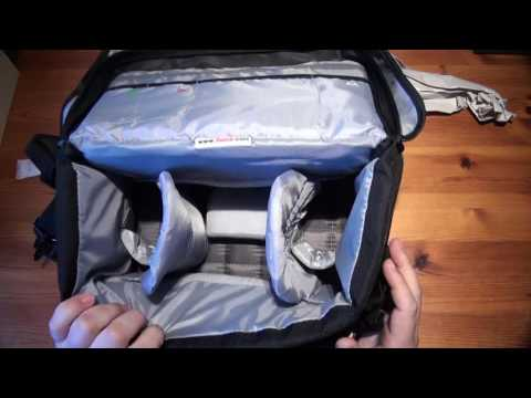 Hama Rexton 170 Camera Bag Unboxing