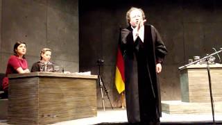 Terror. Teatro Helenico. Noticieros Teatrikando