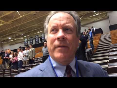 Former SC Gov. David Beasley praises Donald Trump