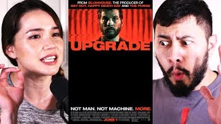 UPGRADE | Logan Marshall-Green | Leigh Whannell | Movie Review!