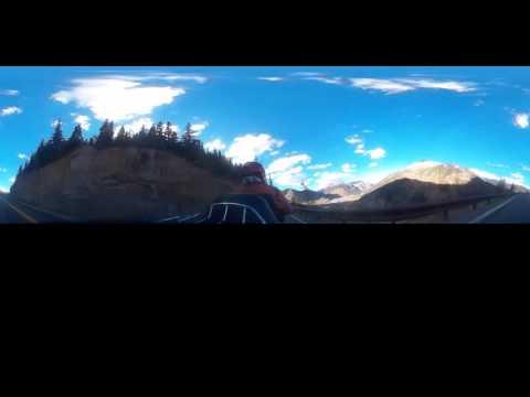 Million Dollar Highway 360 View - Part 1