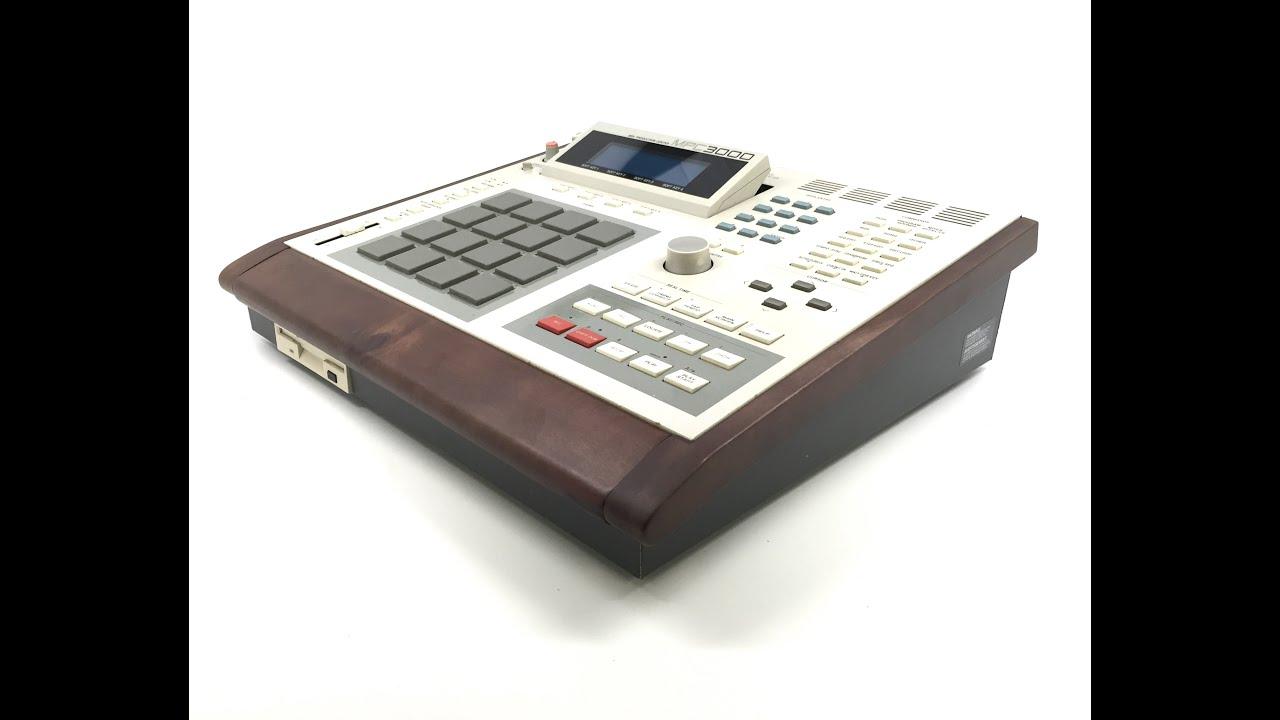 Akai MPC 3000 Samples, Sounds, & Loops | Download MPC 3000 & MPC ...