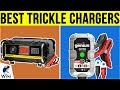8 Best Trickle Chargers 2019