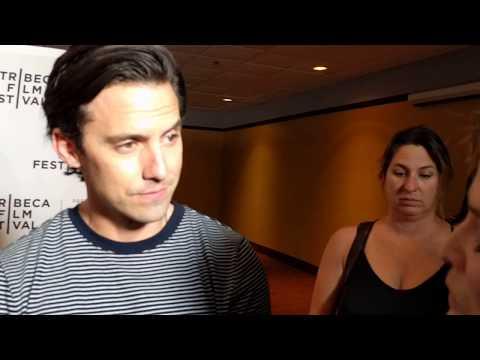 """2017 Tribeca Film Festival """"Devil's Gate"""" Milo Ventimiglia interview"""
