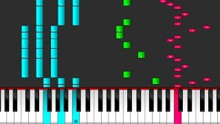 Скачать A Himitsu Adventures Piano Tutorial Piano Cover How To Play Adventures On Piano Keyboard