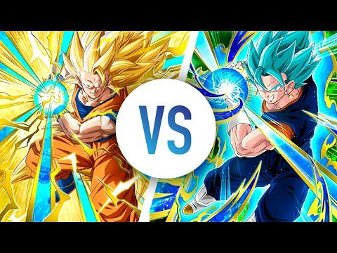 Buuhan SS3 vs Vegito - Dragon Ball Super Card Game Tournament Gameplay