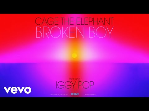 """Cage The Elephant - Share New Version Of """"Broken Boy"""" Ft. Iggy Pop"""