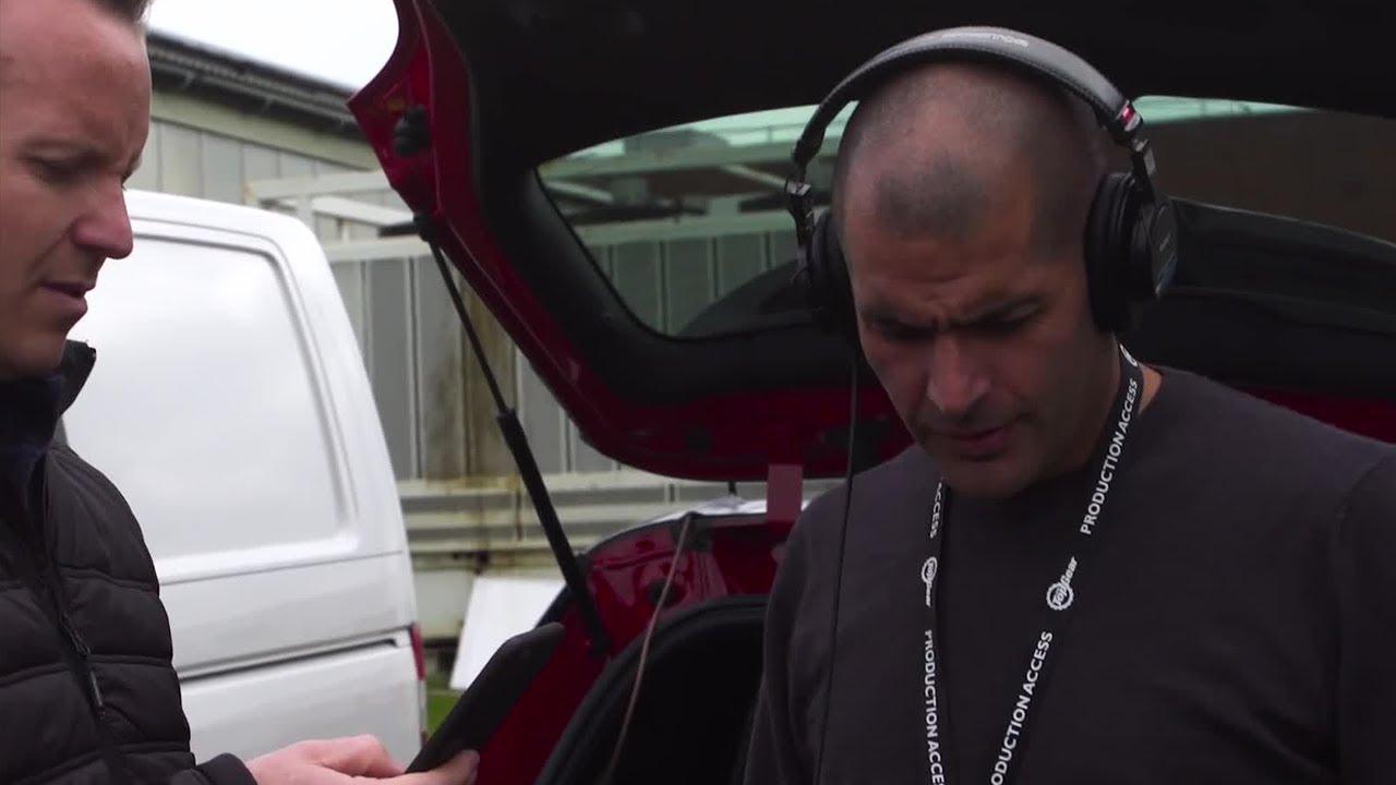 Can Chris Harris Guess The Supercar Sounds Top Gear