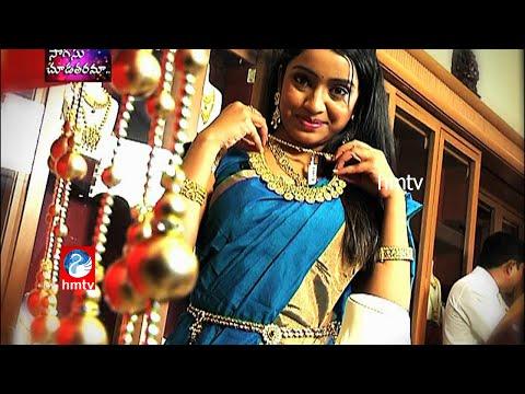 Latest Designs of Jewellery in Tanishq Showroom at Punjagutta - HMTV Awani - Sogasu Chuda Tarama