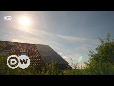 Saving solar energy for a rainy day | DW English