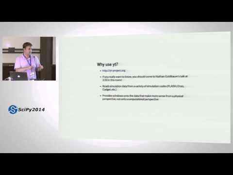 Simulating X ray Observations with Python | SciPy 2014 | Joh