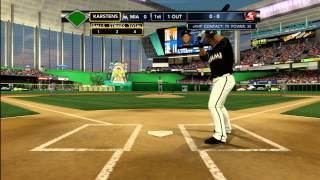 MLB 2K12: Pirates at Marlins part one
