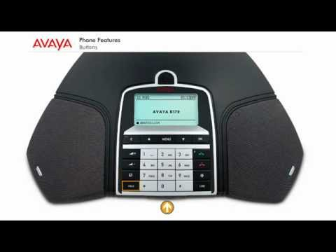 Avaya User Guide for Avaya B179 Conference Phone