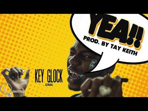 "Key Glock ""Yea"" [Prod. By Tay Keith]"
