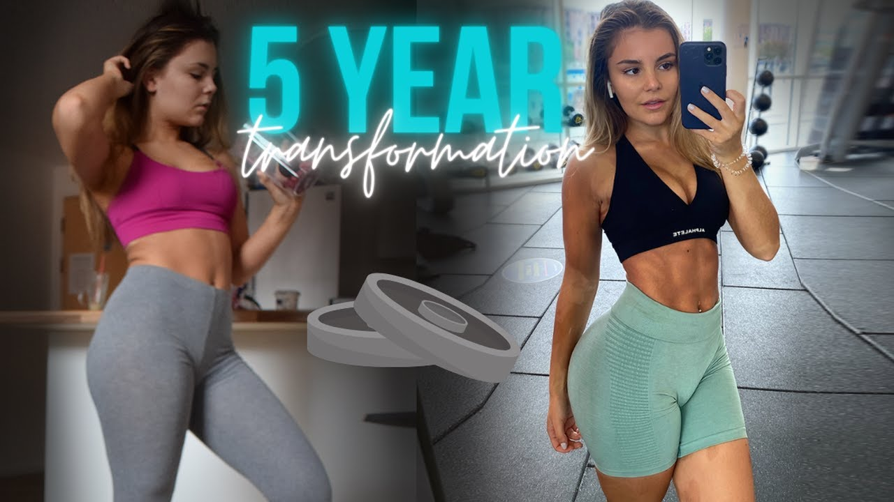 My 5 Year Transformation | Fitness Journey
