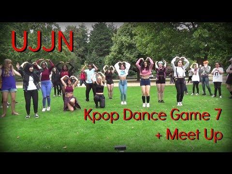 Kpop Dance game 7 + Meet