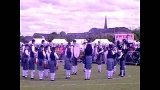 Boghall Juvenile British Championships Paisley 2016