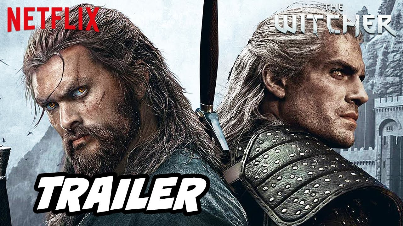 Download The Witcher Season 2 Teaser Trailer Netflix First Look and Jason Momoa Breakdown