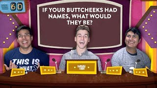Funniest Game Show Ever! (Use Your Words)
