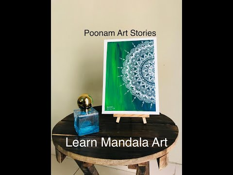 mandala-design-tutorial-|-how-to-make-colourful-mandala-design-|-poonam-art-stories
