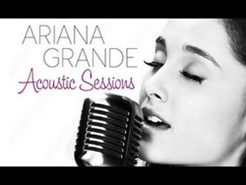 Ariana Grande- The Way (Acoustic)