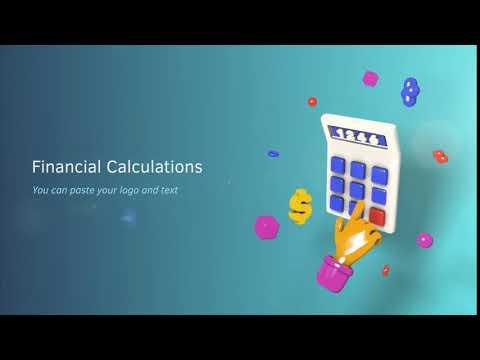 3d Finance Opener