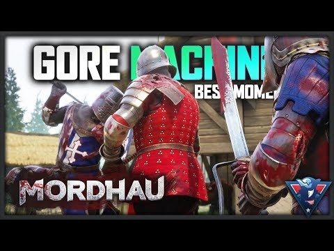 TWO-HANDED FURY | Mordhau Gameplay