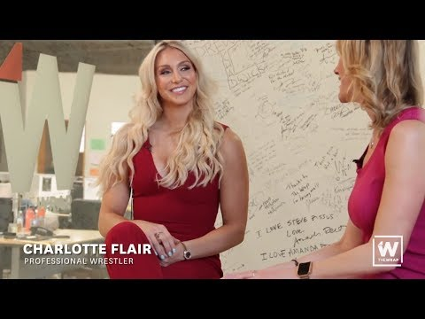 """Charlotte Flair Talks """"30 for 30: Nature Boy"""" and Her Next WWE Championship"""