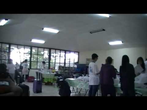 Dongsan Church 2014 Costa Rica - 선교사역 Part 1